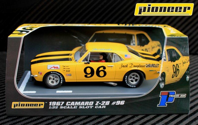 P041 1967 Chevrolet Camaro Z-28 #96