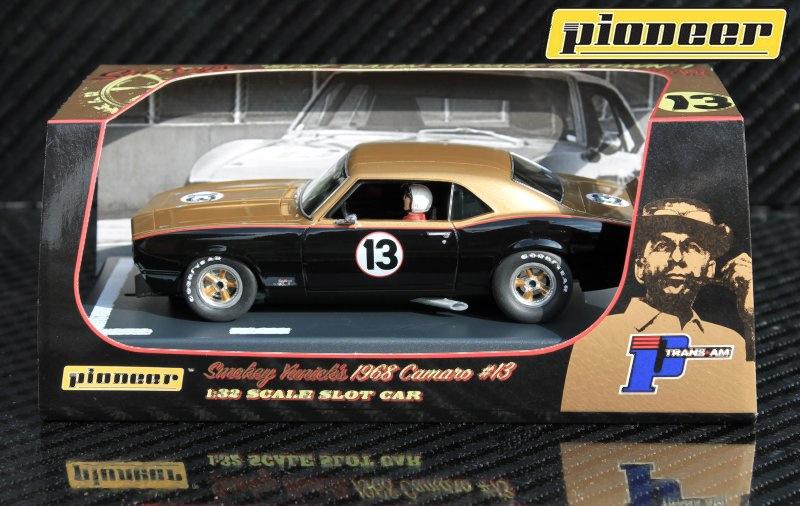 P043 'Smokey Yunick' Chevy Camaro