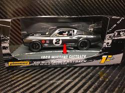 P061 Mustang Fastback