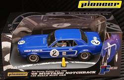 P032 '68 Shelby Mustang Notchback