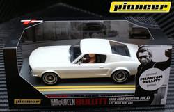 P027 PHANTOM BULLITT Mustang