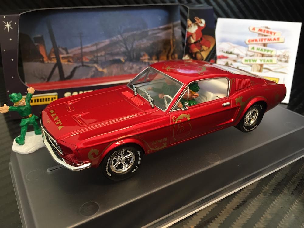 P037-DS Mustang 'Joyriding Elves'