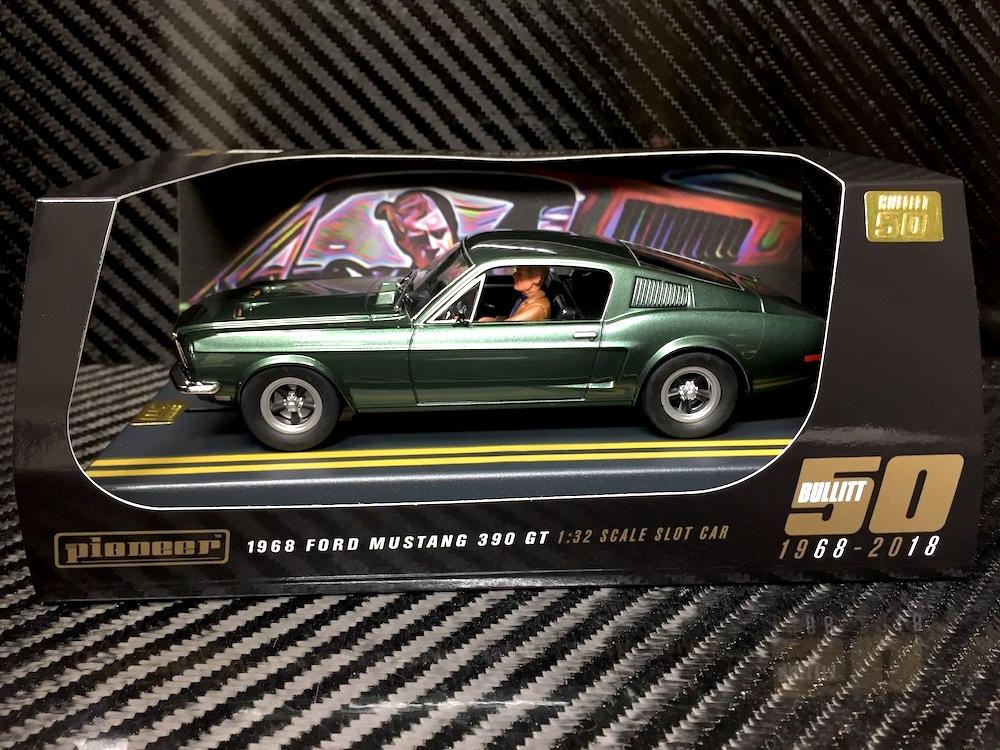 P085 BULLITT Mustang Special Edition