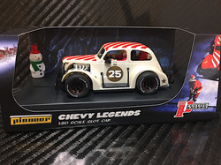 P084 Santa Legends Racer