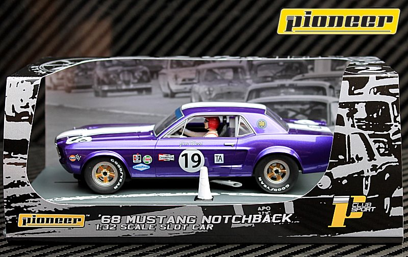 P048 1968 Mustang Notchback #19
