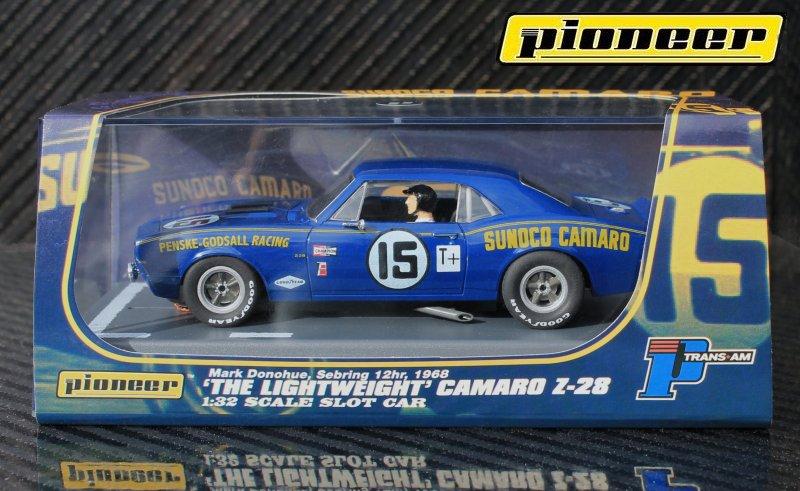 P018 Sunoco Camaro Z-28 Trans-Am #15
