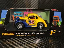 P130 '37 Sunoco #15 Dodge Coupe Legends Racer
