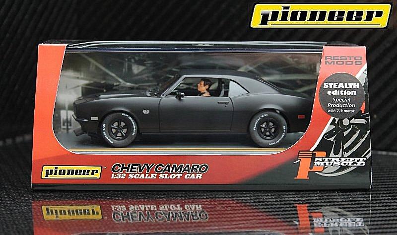 P042 STEALTH Camaro 396 SS