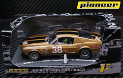 P008 Mustang Fastback #38