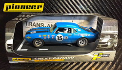P045 Chevy Camaro 12hr Enduro Racer