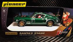 P040 'Santa's 'Stang' (Green Type 2)