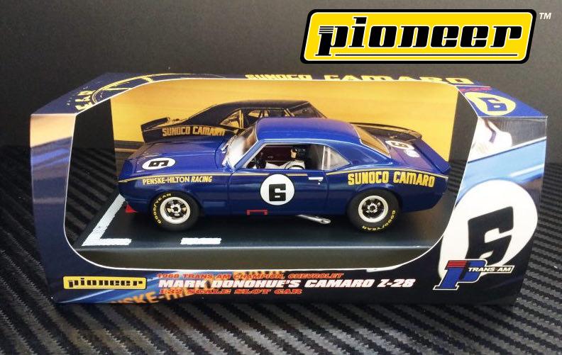P049 1968 Sunoco Camaro #6