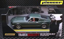 P001 BULLITT Ford Mustang GT 390