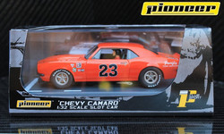 P013 Chevy Camaro Pacific Team Car