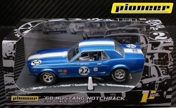 P010 '68 Mustang Notchback Coupe