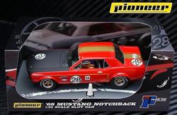 P039 '68 Mustang Notchback #28