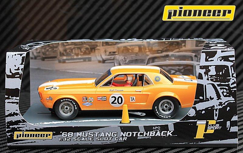 P065 1968 Mustang Notchback #20