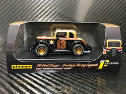 P083 '34 Ford Coupe, 'Smokey's Racing Legends'