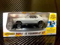 Kit #3 (PIY) Mustang Notchback Kit