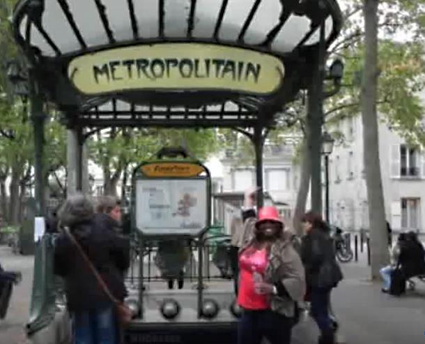 April in Paris 2012