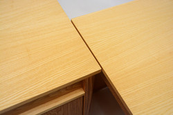 Reading room desks