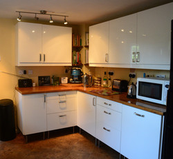 Ikea fitted kitchen