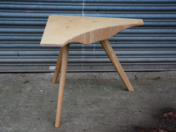 Oak & Birch Plywood dresser table