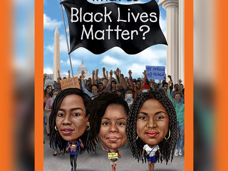 Cover Reveal For What Is Black Lives Matter?