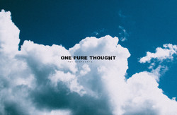 one pure thought clouds
