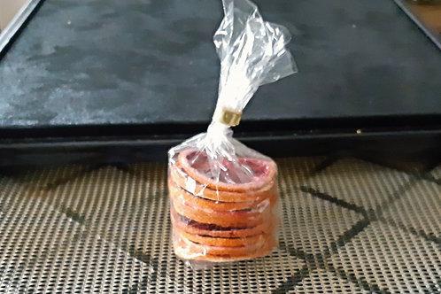 Rondelles d'orange sanguine ( 10 pièces )