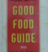 The Mid Day Good Food Guide Mumbai 1997-