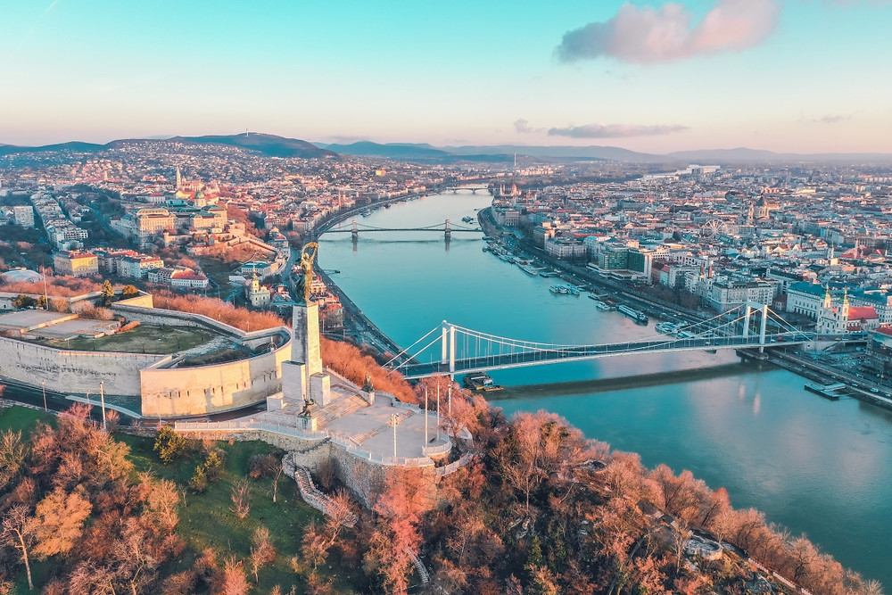 Famous places to visit in Budapest