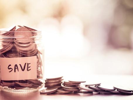 Es ist einfacher, 50 % seines Einkommens zu sparen als 10 %