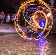 Event Photos Bonaire Fullmoon party