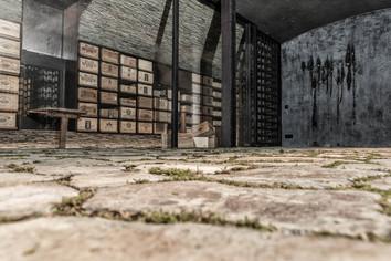Chesa Aivla Wine Cellar, St Moritz, Switzerland