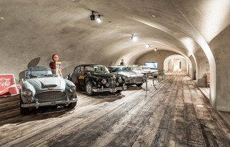 Chesa Aivla Garage, St Moritz, Switzerland
