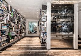 Chesa Aivla Library, St Moritz, Switzerland