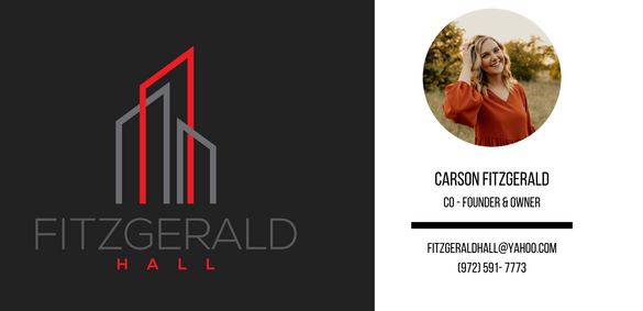 Carson Fitzgerald - Co-Owner