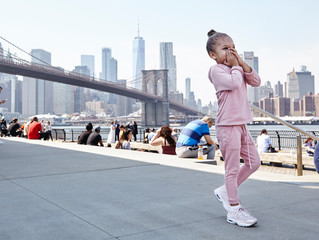 Sustainable Kid's Fashion, Made Right Here in NYC. Introducing Pridd Kids!