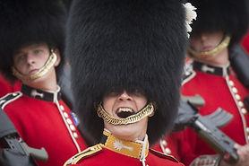 A London soldier on London tour