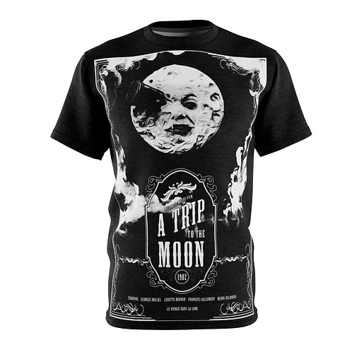VMP A Trip To The Moon - AOP Cut & Sew Tee