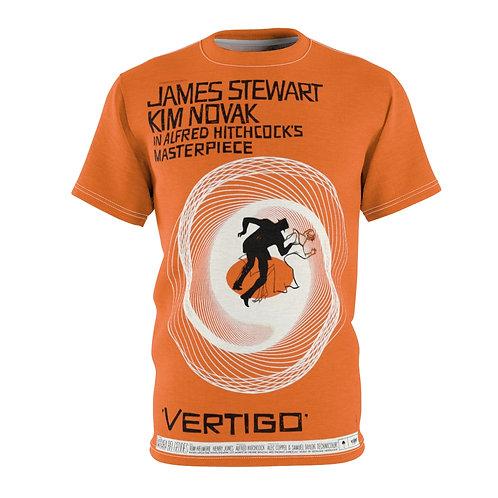VMP Vertigo (original poster orange) - AOP Cut & Sew Tee