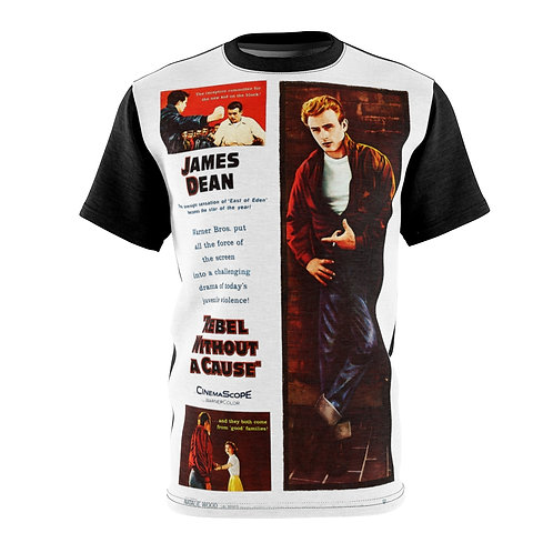 VMP Rebel Without A Cause - AOP Cut & Sew Tee