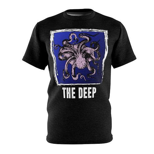 The Deep - AOP Cut & Sew Tee