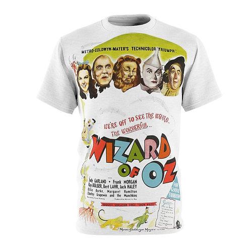 VMP Wizard Of Oz (white) - AOP Cut & Sew Tee