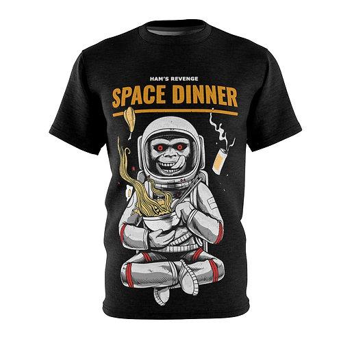 Space Dinner - AOP Cut & Sew Tee