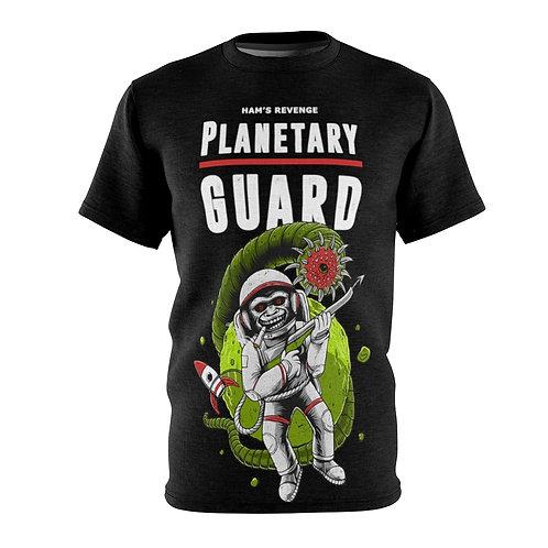 Planetary Guard - AOP Cut & Sew Tee