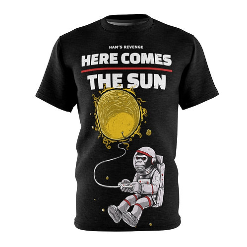 Here Comes The Sun - AOP Cut & Sew Tee