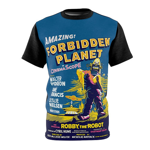 VMP Forbidden Planet - AOP Cut & Sew Tee
