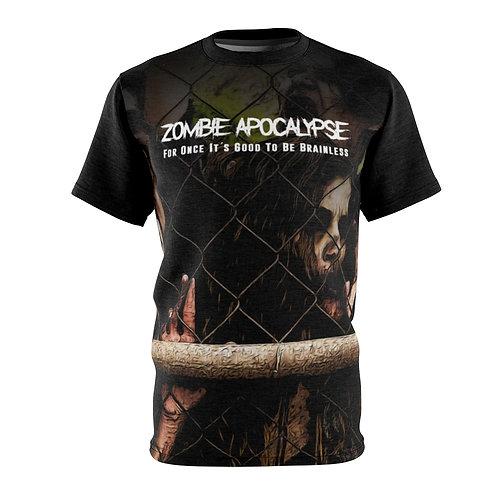 Zombie Apocalypse - AOP Cut & Sew Tee